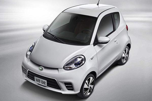 中国首家纯电动汽车品牌 知豆进入韩国